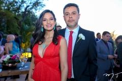 Tatiana e Gustavo Cruz