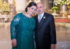 Adriana Felix e Damilo Maia