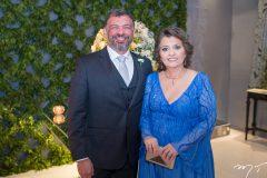 Carlos Bruno e Fatima Antunes