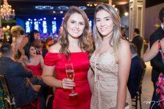 Laisa Linhares e Lia Gadelha