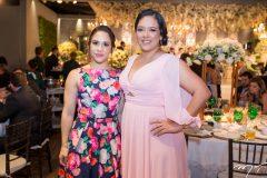 Lia Cavalcante e Beatriz Cavadas