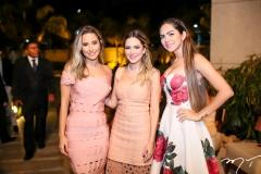 Beatriz Barros, Sara Cidrão e Bianca Herbeni