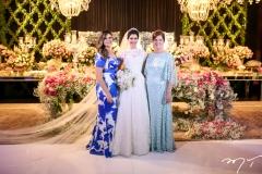 Jamile,Lorena e Lourdes Aragão