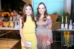 Jessica Bezerra e Gabriela Ventura