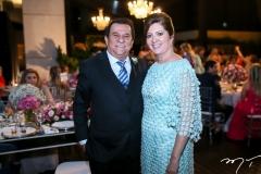 João Eudes e Lourdes Aragão