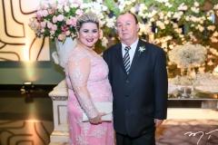 Kessia e Antonio Aragão