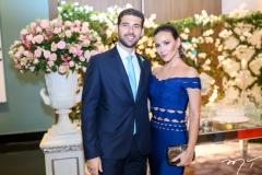 Lucas Boris e Beatriz Ramalho