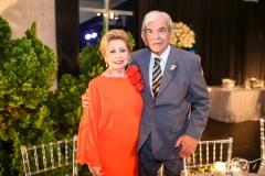 Lucia Pierre e José Americo