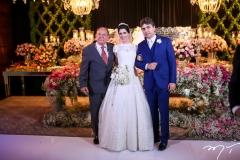 Manoel Duca,Lorena Aragão e Igor Linhares