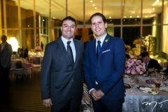 Ramiro Milfon e Ednardo Filho
