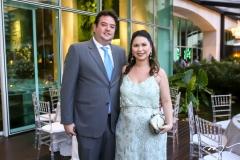 Raul e Mariana Carneiro