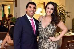 Geraldo e Laura Laprovitera