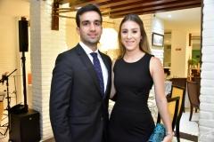 Igor Martins e Thalita Pontes