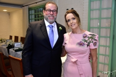 José Oliveira e Cláudia Andrade