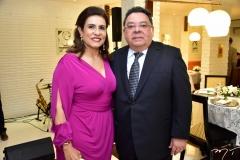 Márcia e Gera Teixeira