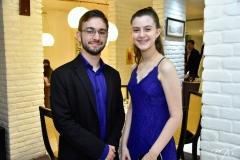 Pedro e Laura Furtado