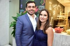 Rafael e Anne Tavares