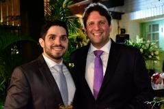 Fernando Victor Laprovitera e Daniel Simões