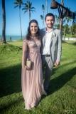 Alessa Linhares e Lucas Pinheiro