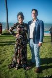 Caroline Pinto e Felipe Bastos