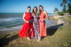 Erilan Girão, Bianca Menescau e Danielle Nina