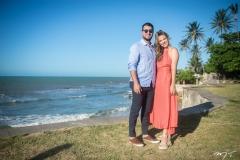 Filipe Távora e Danielle Nina