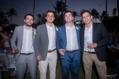 Lucas Pinheiro, Ricardo Antero, Bruno Proença e Igor Martins