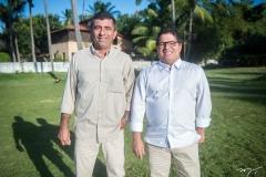 Luiz Carlos Nobre e Aquiles Fernandes