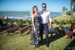 Mylla e Gabriel Santos