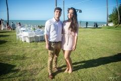 Vitor Freitas e Elisa Zanazzo