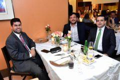 Mauro Neto Benevides, Antunes Filho e Carlos Adolfo