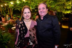 Cristina e Chiquinho Aragão