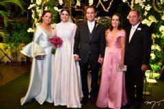 Fernanda e Raissa Laprovitera, Pedro Felipe, Didida e Deusmar Barbalho