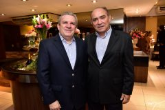 Jaime Cavalcante e José Carlos Mororo