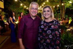 Paulo César e Simone Norões