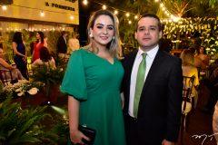 Rafaela e Carlos Adolfo Nogueira