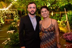 Tony e Val Golveia