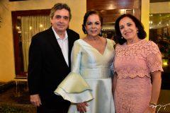 Totonho, Fernanda e Elusa Laprovitera