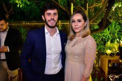 Yuri Abreu e Cristina Martins