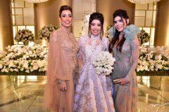 Adriana, Rayssa e Leticia Cavalcante