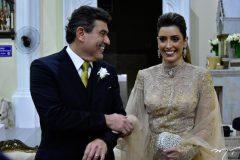 Alexandre Pereira e Adriana Cavalcante