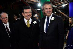 Alexandre Pereira e Camilo Santana