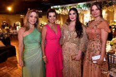 Ana Paula Daud, Marcia Travessoni, Shara e Joyce Marcondes