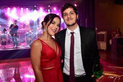 Ana Paula Vieira e Leonardo Câmara
