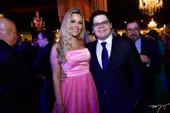 Andressa Barreto e Bob Santos