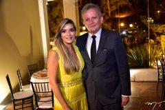 Camila Arrais e Andre Figueiredo