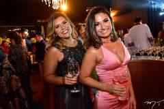 Clarissa Dantas e Caren Corsubel