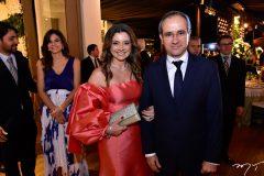 Emilia Buarque e Sergio Rezende