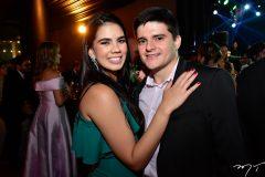 Gabriela Jeleilate e Thiago Afonso