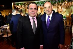 Gentil Linharas e Fernando Travessoni